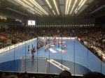 Handball-Laenderspiel 05.04.14 in Lingen AM4